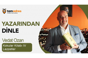 tamadres Edebiyat Söyleşileri: Vedat Ozan