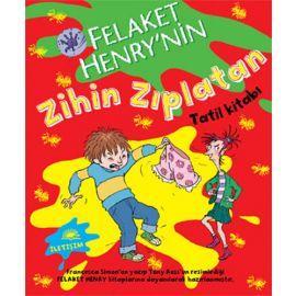 Felaket Henry'nin Zihin Zıplatan Tatil Kitabı
