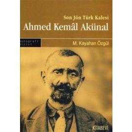 AHMED KEMAL AKÜNAL
