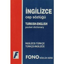 İngilizce / Türkçe - Türkçe / İngilizce Cep Sözlüğü  Cep Boy