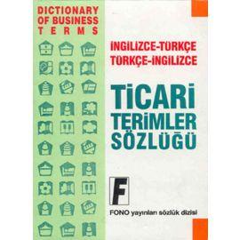 Ticari Terimler Sözlüğü