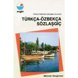 Türkça-Özbekça Sözlaşgiç