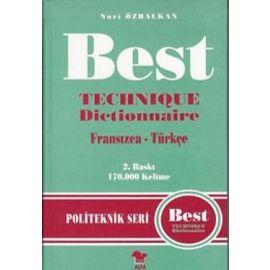 Best Teknik Terimler