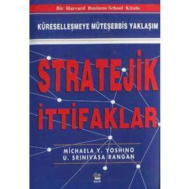 Stratejik İttifaklar (Ciltli)