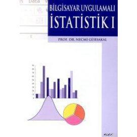 Bilgisayar Uygulamalı İstatistik 1