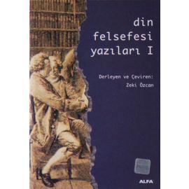 Din Felsefesi Yazıları I
