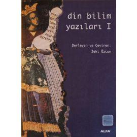 Din Bilim Yazıları I