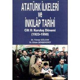 Atatürk İlkeleri ve İnkılâp Tarihi Cilt 2