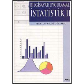 Bilgisayar Uygulamalı İstatistik 2