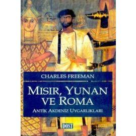 MISIR YUNAN VE ROMA