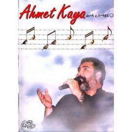 Ahmet Kaya Nota Kitabı 4