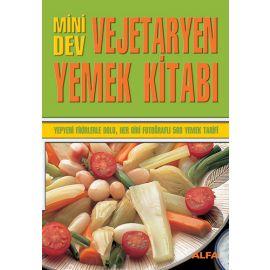 Mini Dev Vejetaryen Yemek Kitabı