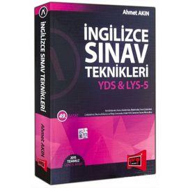 İngilizce Sınav Teknikleri YDS - LYS-5