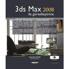 3ds Max 2008 ile Görselleştirme (Cd'li)
