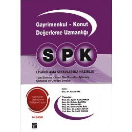SPK Gayrimenkul - Konut Değerleme Uzmanlığı