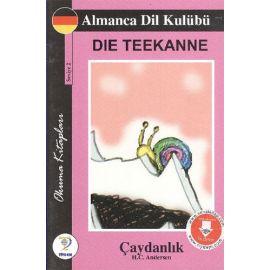 Almanca Dil Kulubü Çaydanlık