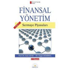 Finansal Yönetim Cilt - 1