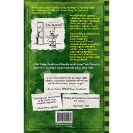 Saftirik Greg'in Günlüğü 3. Kitap