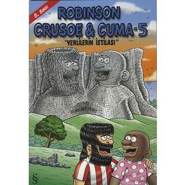 Robinson Crusoe & Cuma - 5
