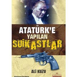 Atatürk'e Yapılan Suikastlar