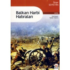 BALKAN HARBİ HATIRALARI