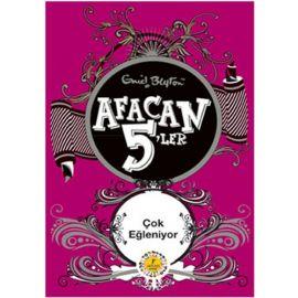 Afacan 5'ler Çok Eğleniyor 14. Kitap