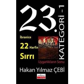23. Kategori 1 - İbranice 22 Harfin Sırrı