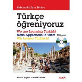Türkçe Öğreniyoruz