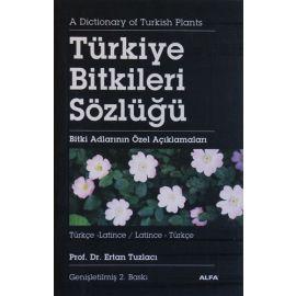 Türkiye Bitkileri Sözlüğü