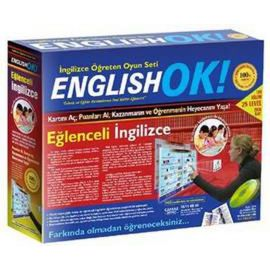 English Ok! - İngilizce Öğreten Oyun Seti