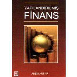 YAPILANDIRILMIŞ FİNANS