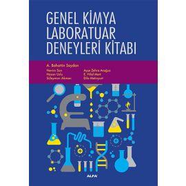 Genel Kimya Laboratuar Deneyleri Kitabı