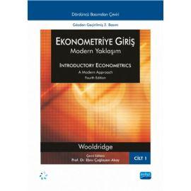 Ekonometriye Giriş - Modern Yaklaşım - Cilt 1
