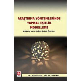 Araştırma Yöntemlerinde Yapısal Eşitlik Modelleme