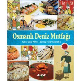 Osmanlı Deniz Mutfağı (Ciltli)