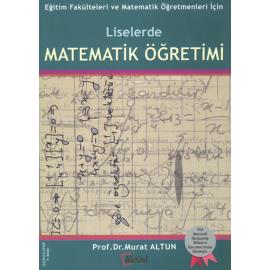 Liselerde Matematik Öğretimi