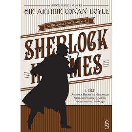 Sherlock Holmes I. Cilt (Ciltli)