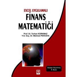 Excel Uygulamalı Finans Matematiği