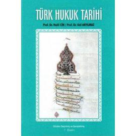 Türk Hukuk Tarihi (Ciltli)