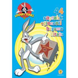 44 Sayfalık Eğlenceli Boyama Kitabı - Bugs Bunny
