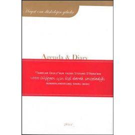 Agenda - Diary for Dreamers 2014 Ajanda