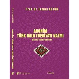 Anonim Türk Halk Edebiyatı Nazmı