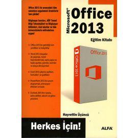 Office 2013 Eğitim Kitabı