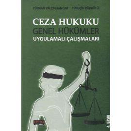 Ceza Hukuku Genel Hükümler (Ciltli)
