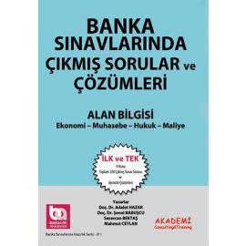 Banka Sınavlarında Çıkmış Sorular ve Çözümleri