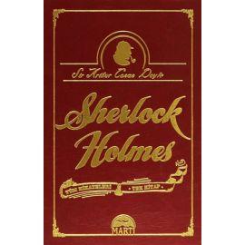 Sherlock Holmes Tüm Hikayeleri - Tek Kitap (Ciltli)