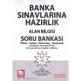 Banka Sınavlarına Hazırlık Alan Bilgisi Soru Bankası