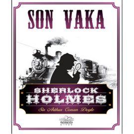 Sherlock Holmes - Son Vaka (Cep Boy)