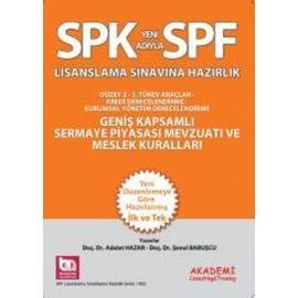 SPF Geniş Kapsamlı Sermaye Piyasası Mevzuatı ve Meslek Kuralları