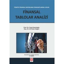 Finansal Tablolar Analizi